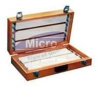 TISSUE WAX BLOCK STORAGE BOX