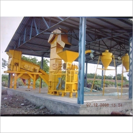 Heavy Duty Oil Cooled Pulverizers