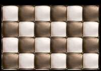3D Checkerboard Tiles