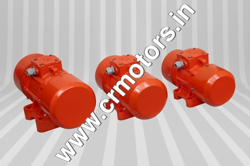 Horizontal Foot Mounted Vibratory Motor