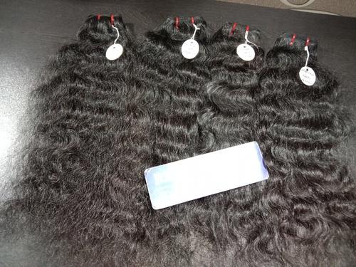 Virgin hair loose curly