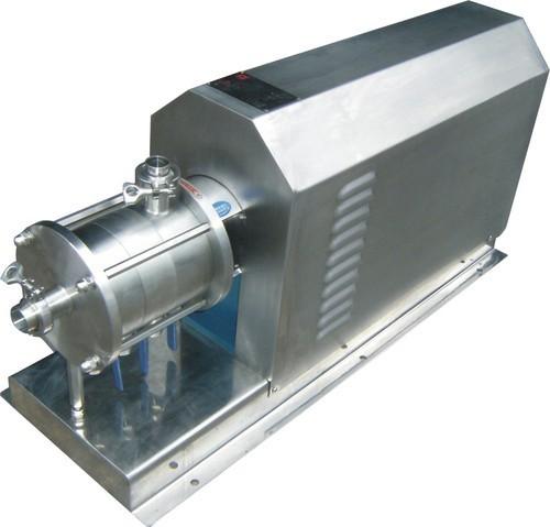 Inline Homogenizer mixer