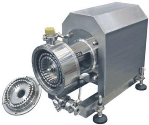 Multishear Mill ( Homogenizer / Micronizer )