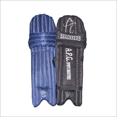 APG Navy Blue Cricket Batting Pads For Beginners