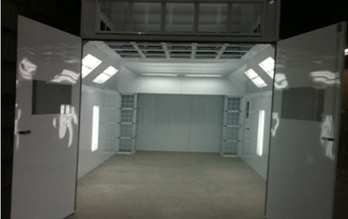 Booth Panel