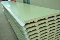 Polyurethane Roof Panels