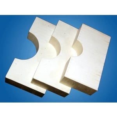 High Density Polyurethane Pipe Support
