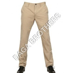 Cotton Suiting Lycra Trousers Fabric - Cotton Suiting Lycra