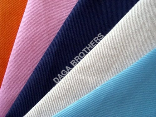 Cotton Coverall Fabric