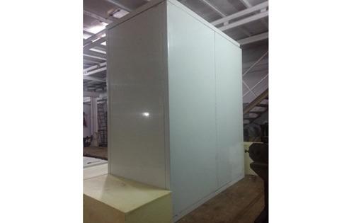 Portable Porta Cabin PUF Insulation