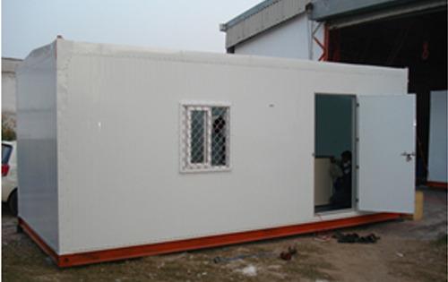 Porta Cabins PUF Insulation