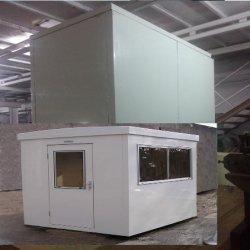 Prefabricated Porta Cabin PUF Insulation