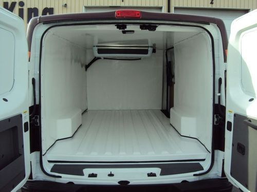 Refrigerated Delivery Van Insulation