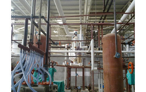 Exhaust Pipeline Insulation Services