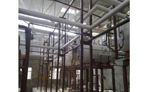 Pipe Insulation Polyurethane Services