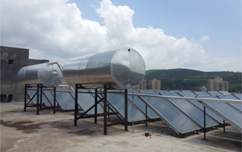 Solar Tank PUF Insulation Services