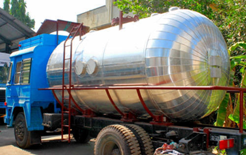 Stainless Steel Tank Polyurethane Insulation Servi