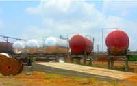 Storage Tank PUF Insulation Services