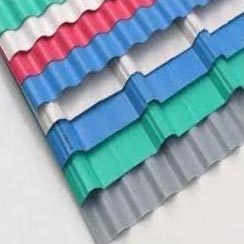 U PVC Sheets