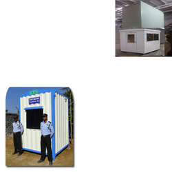 Porta Cabins for Security Guard