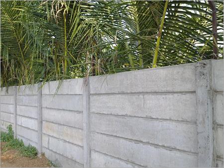 Readymade RCC Wall