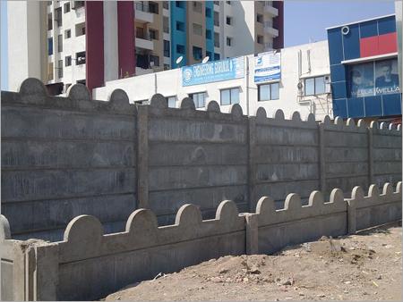 Folding Garden Curbing Wall