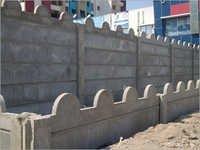 Garden Curbing Rcc Wall