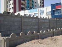 Precast Rcc Curbing Wall