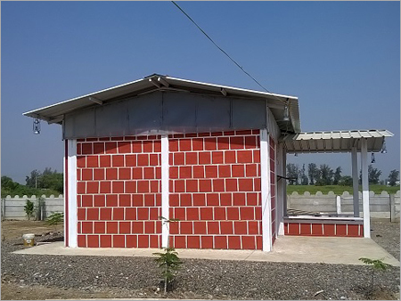 Prefabricated Farmhouse Wall
