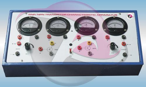 PNP & NPN Transistor Characteristic Apparatus