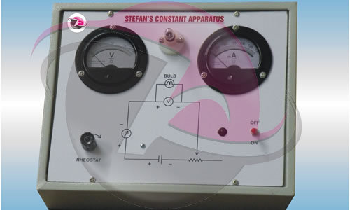 Verification Of Stefan's Law Apparatus