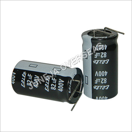 82uF 400V Electrolytic Capacitors For SMPC