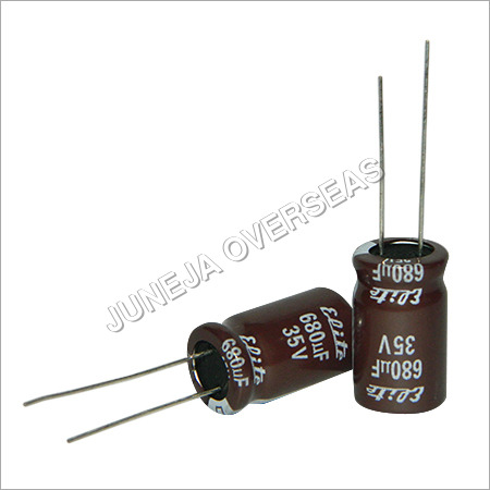 680Uf 35V Radial Capacitors For T.V Kits