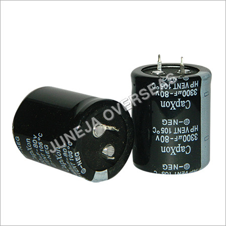 Electrolytic Capacitors 3300 UF80V