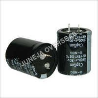 Electrolytic Capacitors 3300 UF80V