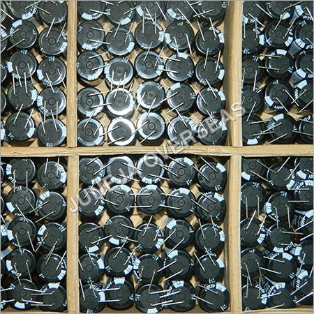 Non Polar Electrolytic Capacitors