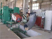 Elbow Hot Mandrel Forming Machine