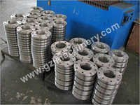 Flange Ring Rolling Machine