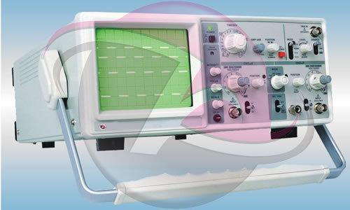 20MHz Dual Trace Oscilloscope