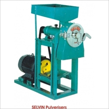 Herbal Grinding Pulverizer