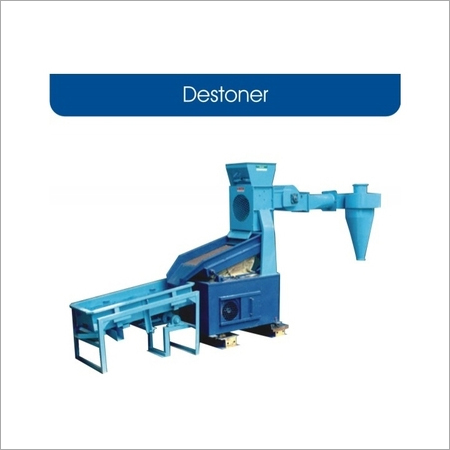 Destoner Machine