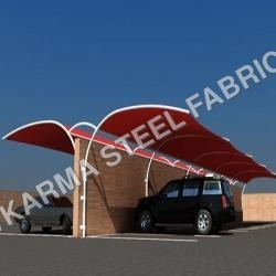 Vehicle Parking Shed