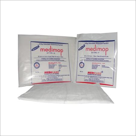 Medimop (Abdominal Gauze Swab)