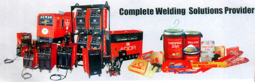 Heavy Duty Welding Equipment
