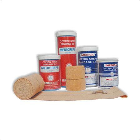 Cotton Crepe Bandage(Medicrepe)