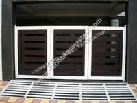 Stainles Steel Sliding Gate