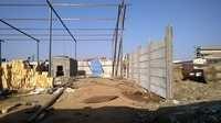 Industrial Godown Wall