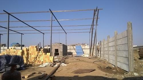 industrial wall supplier