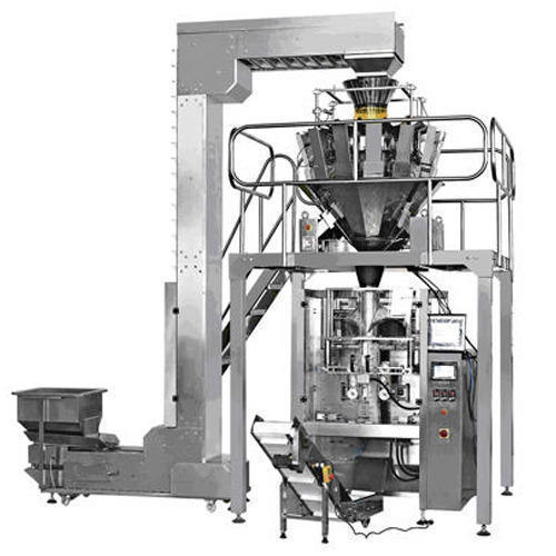 DRY FRUITS PACKING MACHINE