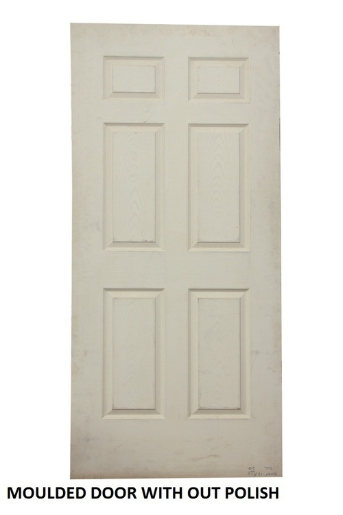 Moulded Door With out Polish